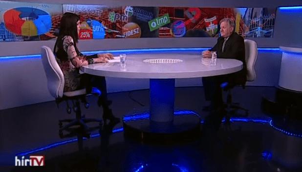 Závecz Research - HirTV - 2016. február 18.
