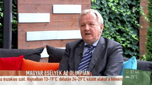 Závecz Tibor - A TV2 Mokka adásában