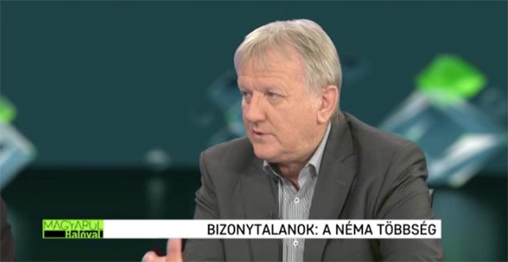 ZRI-Závecz Tibor az RTL-MOST Magyarul Balóval című műsorában