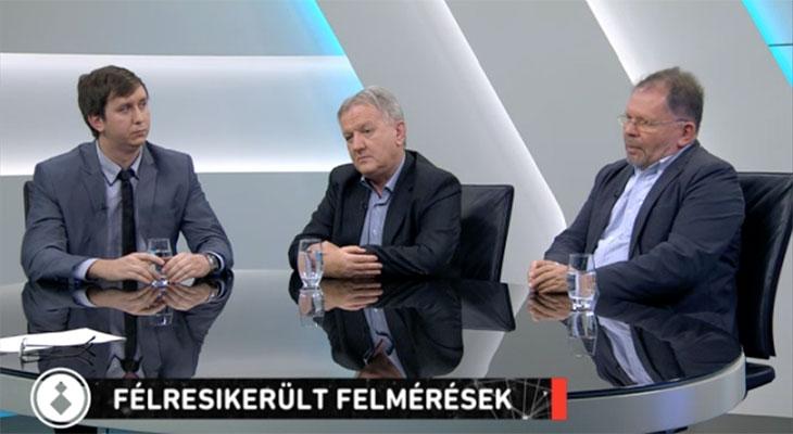 Közvéleménykutatások - ZRI-Závecz Tibor az RTL-MOST Magyarul Balóval című műsorában