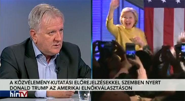 Magyarország élőben – Óriásit tévedtek a szakemberek - ZRI - Závecz Tibor