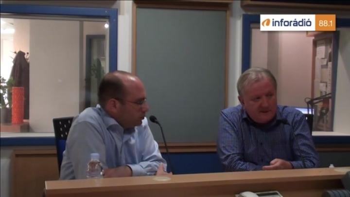 Závecz Tibor és Mráz Ágoston Sámuel a választási esélyekről